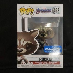 Avengers endgame rocket raccoon funko pop